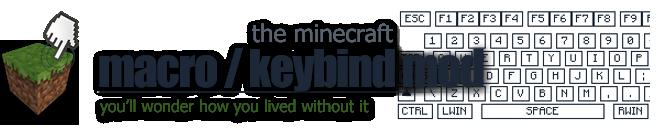 Macro / Keybind mod scripts! - Mods Discussion - Minecraft