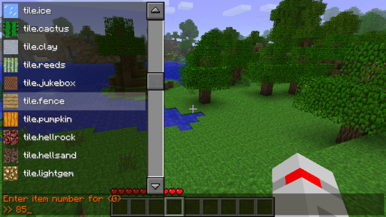 Macro / Keybind Mod - Minecraft Mods - Mapping and Modding: Java
